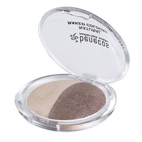 Natural Baked Duo Eyeshadow