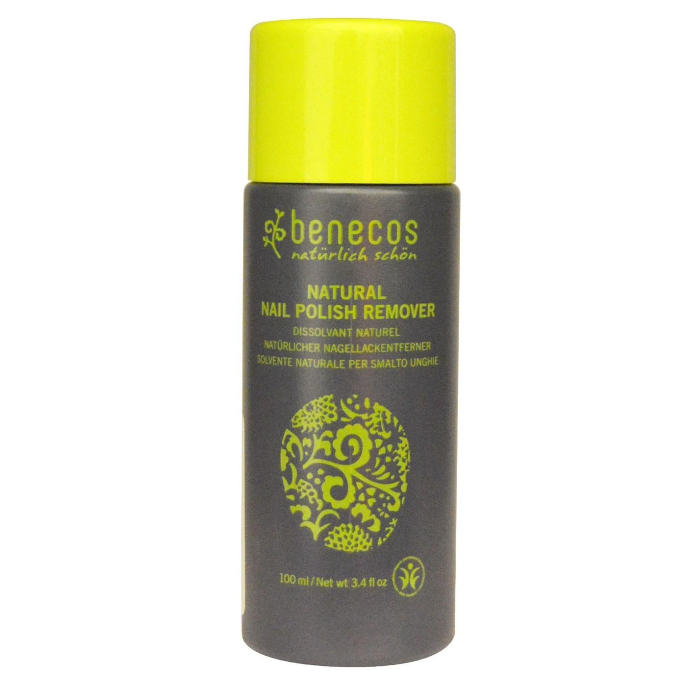 Buy Benecos Natural Nail Polish Remover - 3.4 fl oz - eVitamins ...