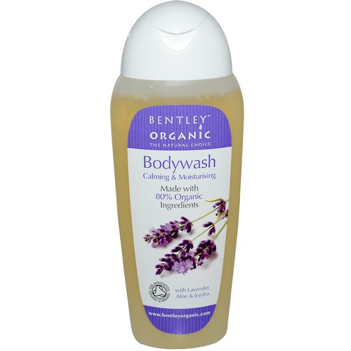 Calming & Moisturising Body Wash