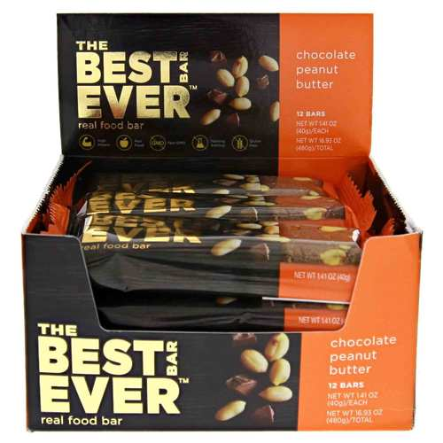 Real Food Bar Chocolate Peanut Butter