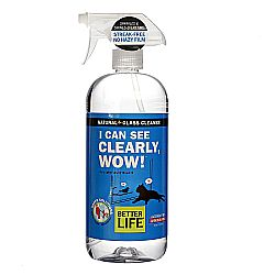 Better Life I Can See Clearly Wow Natural Glass Cleaner