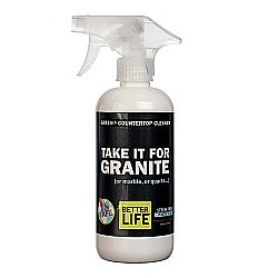 Better Life Take it for Granite Countertop Cleaner