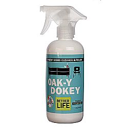 Better Life Oaky Dokey Wood Cleaner and Polish