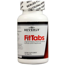 Beverly International Fit Tabs