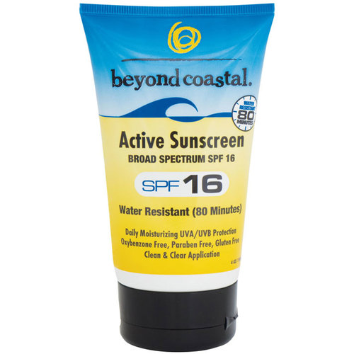 Daily Active SPF 16 Sunscreen