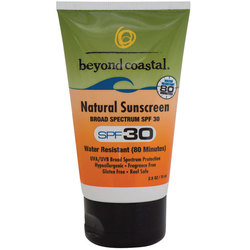 Beyond Coastal Natural Sunscreen