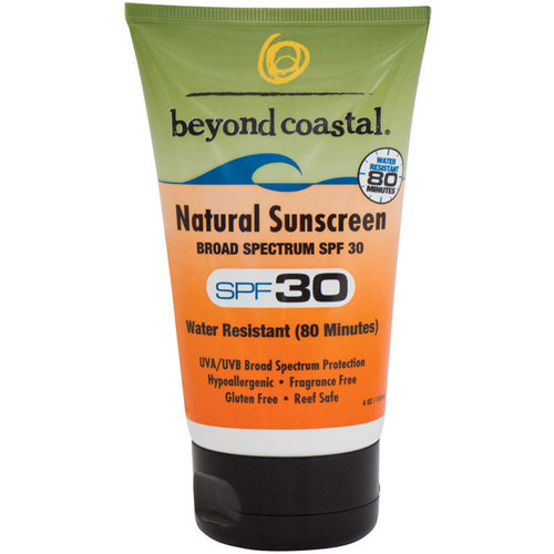 Natural SPF 30 Sunscreen