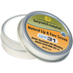 Beyond Coastal Natural Lip and Face Screen