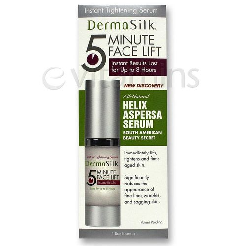 DermaSilk 5 Minute Face Lift