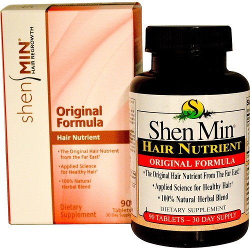 Original Shen Min Hair Nutrient Tabs