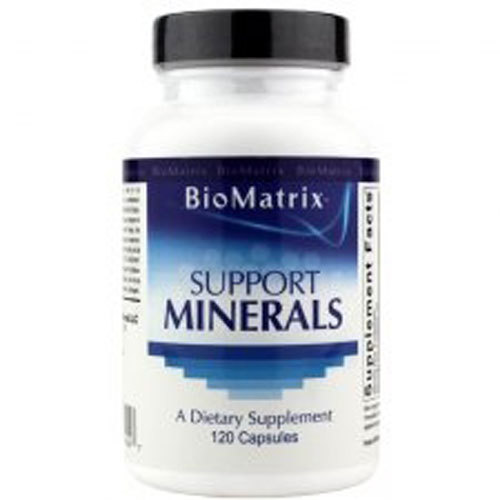 Support Minerals