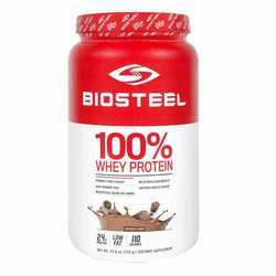 BioSteel 100% Whey Protein Chocolate