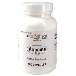 BioTech Pharmacal Arginine