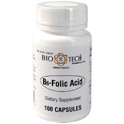 BioTech Pharmacal B6-Folic Acid