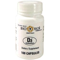 BioTech Pharmacal D3