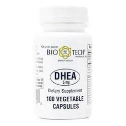 BioTech Pharmacal DHEA