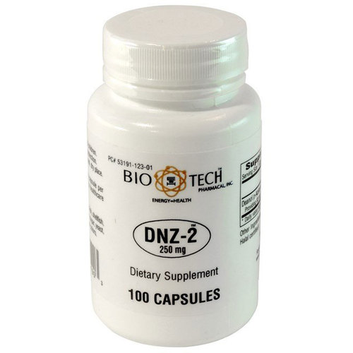 BioTech Pharmacal DNZ-2  - 100 Capsules
