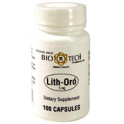 BioTech Pharmacal Lith-Oro