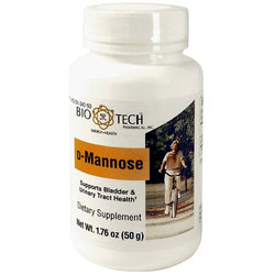 BioTech Pharmacal D-Mannose Powder