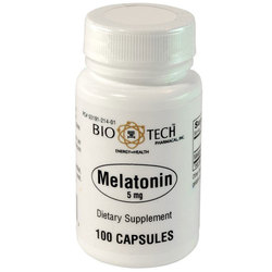 BioTech Pharmacal Melatonin