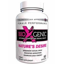 BioXgenic Nature's Desire