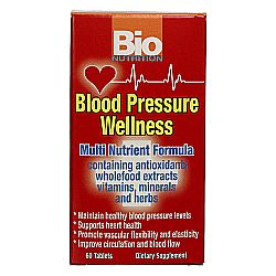 Bio Nutrition Blood Pressure Wellness