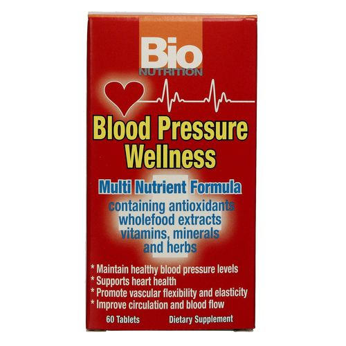 Blood Pressure Wellness