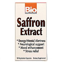 Bio Nutrition Saffron Extract