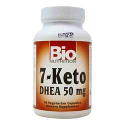 Bio Nutrition 7-Keto DHEA