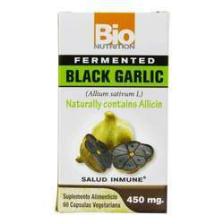 Bio Nutrition Fermented Black Garlic