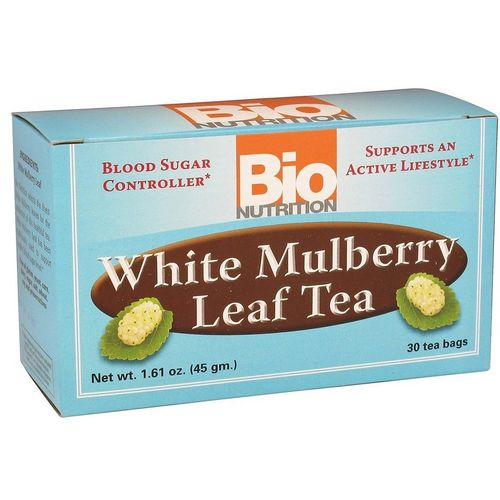 White Mulberry Leaf Tea