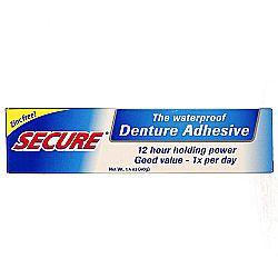 Bioforce SECURE Denture Adhesive