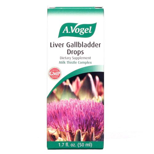 Liver Gallbladder Drops