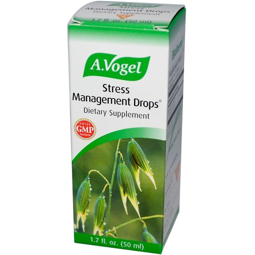 Stress Management Drops