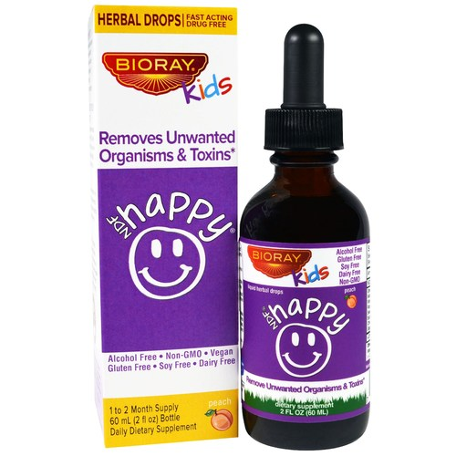 Bioray Kids NDF Happy  - 2 fl oz - 84429_a.jpg
