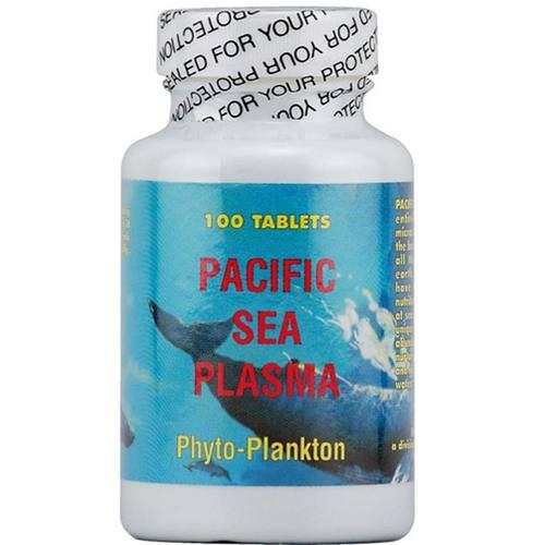 Biotec Foods Pacific Sea Plasma 400 mg - 100 Tablets