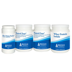 Biotics Research 10-Day Whey Biodetox Kit