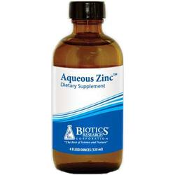 Biotics Research Aqueous Zinc  - 4 fl oz