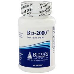 Biotics Research B12-2000