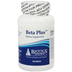 Biotics Research Beta Plus
