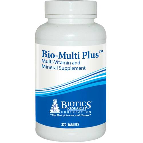 Biotics Research Bio-Multi Plus  - 270 Tablets