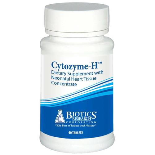 Biotics Research Cytozyme-H  - 60 Tablet