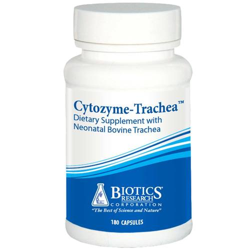 Biotics Research Cytozyme-Trachea  - 180 Capsules