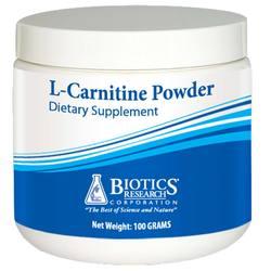 Biotics Research L-Carnitine Powder