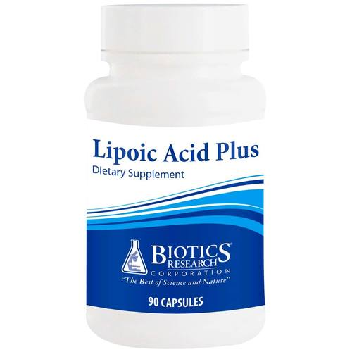 Lipoic Acid Plus