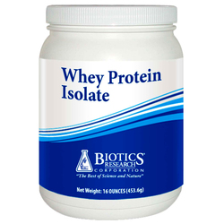 Biotics Research Whey Protein Isolate