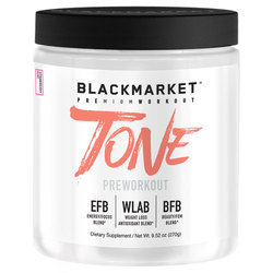 Blackmarket Tone Pre Workout