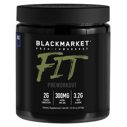 Blackmarket Fit Pre Workout