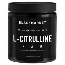 Blackmarket Raw L-Citrulline