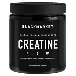 Blackmarket Raw Creatine